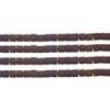 Delica 8/0 Rd Copper Aurora Borealis Matte Metallic